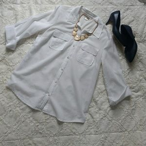 Lightweight LOFT Buttondown